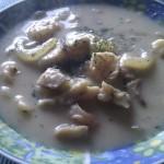 Helgoländer Fischsuppe