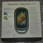 Magellan eXplorist 610