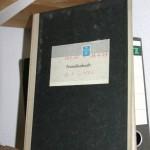 Fremdenbuch