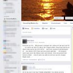 Spoilergruppe bei Facebook