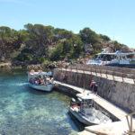 Hafen von Sa Dragonera